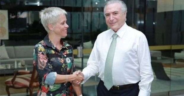 Presidente do STF suspende posse de Cristiane Brasil
