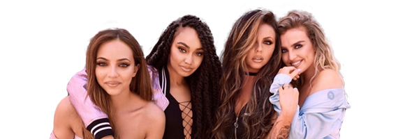 Álbum do grupo Little Mix estabelece novo recorde na parada britânica